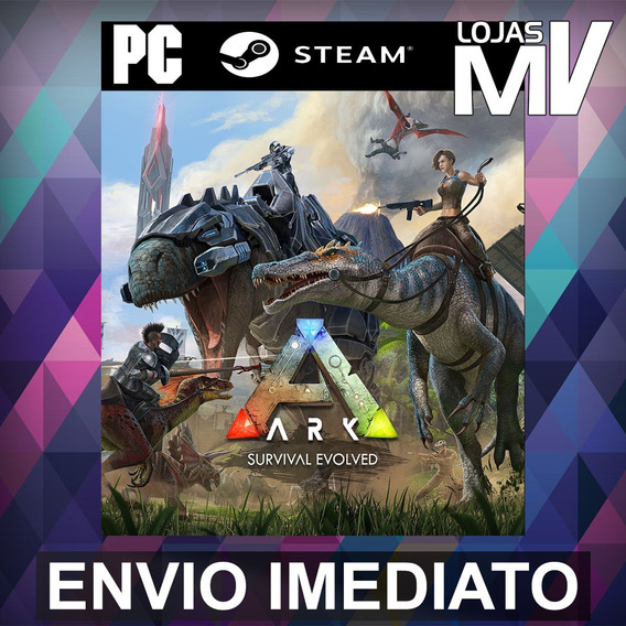 Ark Survival Evolved - Pc Steam Gift Presente