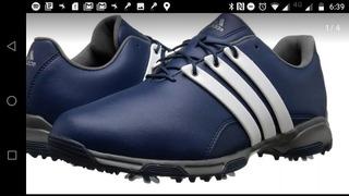 adidas Blue Pure Trx Golf