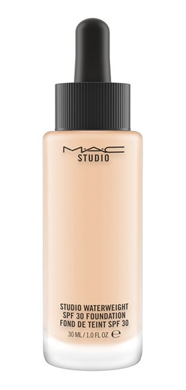 Base Maquillaje Mac Studio Waterweight Spf30 Fdt 30ml