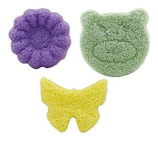 Purifyou 100% Allnatural Premium Baby Y Adult Bath Sponge Co
