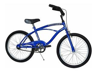 Bicicleta Playera Rodado 20 Unisex, Pioneer, Ind. Arg.
