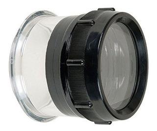 Ikelite Flat Port - Puerto De Lente 5502.41 Para Nikon 60mm