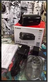 Filmadora Canon Vixia Hf R 700