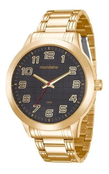 Relógio Mondaine Masculino 99130gpmvde3