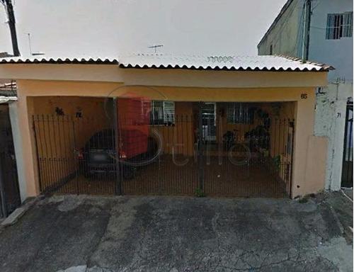 Imagem 1 de 2 de Casa - Vila Marieta - Ref: 1099 - V-1099