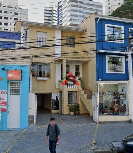 Imagem 1 de 12 de Sobrado Com 5 Dormitórios Para Alugar, 160 M² Por R$ 9.000,00/mês - Liberdade - São Paulo/sp - So5315