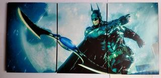 Cuadros Decorativos Batman Tríptico