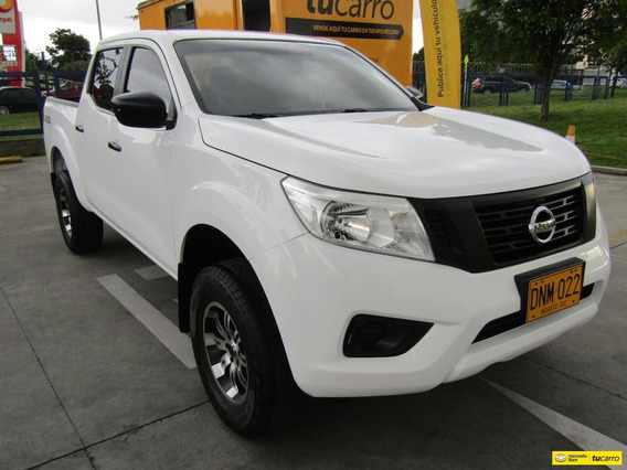 Nissan Frontier Np300 Mt 2.5 4x4 Diesel