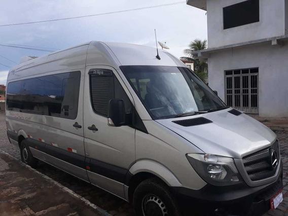 Mercedes-benz Sprinter Van Sprinter 415 Longa
