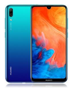 Celular Libre Huawei Y7 2019 /32gb/13mp/ 3 Ram + Forro