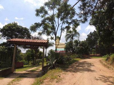 Chácara Rural À Venda, Brejo, Alumínio. - Ch0017