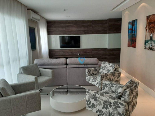 Apartamento Com 3 Dormitórios À Venda, 132 M² Por R$ 1.100.000,00 - Tamboré - Santana De Parnaíba/sp - Ap2652