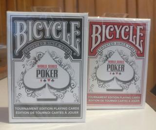 Cartas Wsop (bycicle) Originales
