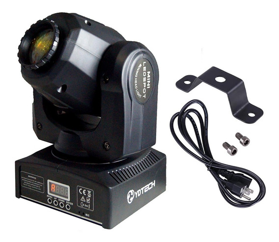 Mesa Controladora Dmx512 + 2 Moving Beam Head Mini 30w 81988