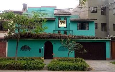 Vendo Casa Lima Monterrico Santiago De Surco