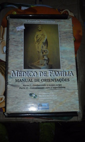 - Livro Médico Da Família Manual De Orientações.(mo)