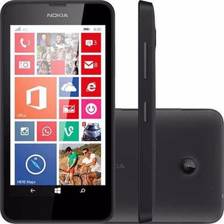 Nokia Lumia 635 - 4g, Windows 8.1, Quad-core 1.2ghz, 5 Mp