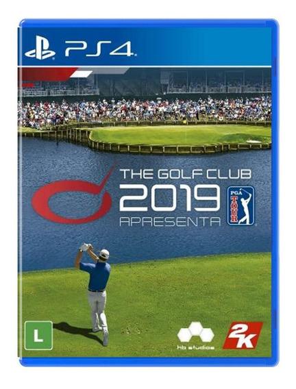 The Golf Club 2019 Apresenta Pga Tour - Mídia Física - Novo