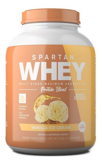 Proteina Spartan Whey 5lbs