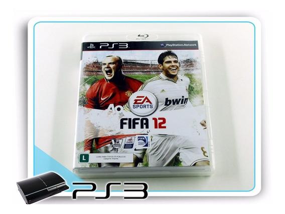 Ps3 Fifa 12 Original Playstation 3