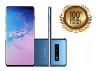 Smartphone Samsung Galaxy S10+ Plus 128gb Anatel ( Lacrado )