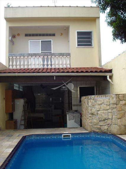 Casa Com 4 Dorms, Aviação, Praia Grande - R$ 550 Mil, Cod: 335 - V335
