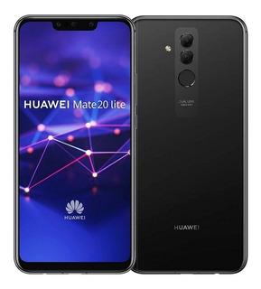 Huawei Mate 20 Lite 64gb Bateria 3750 Mah Android 8.1 Oreo