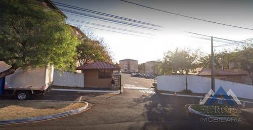 Apartamento À Venda, 45 M² Por R$ 110.000,00 - Nova Olinda - Londrina/pr - Ap0725