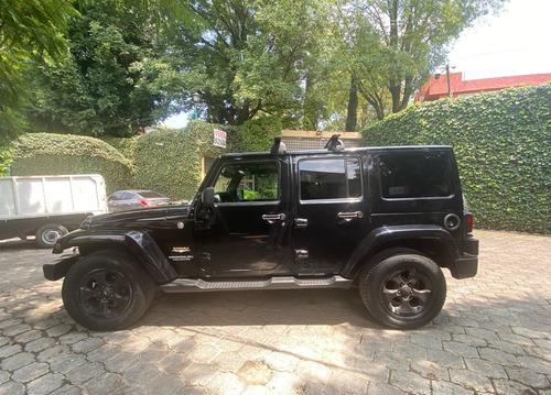 Imagen 1 de 10 de Jeep Wrangler Unlimited Sahara 4x4