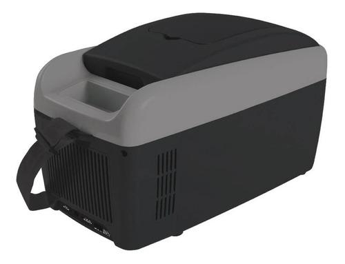Imagem 1 de 6 de Mini Geladeira Viagem 6 Litros 12v Black And Decker Bdc6l-la