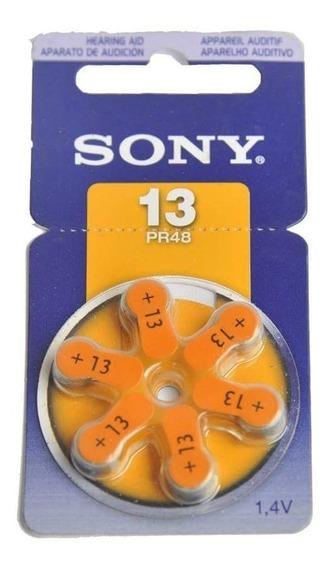 Bateria Aparelho Auditivo - 13 Pr48, 10 Pr70, 675 Pr44