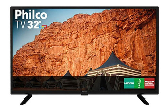 Tv Philco 32 Polegadas Led Hd Ptv32g50d Preta