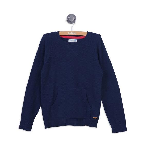 Sweater Denim Boy Colloky