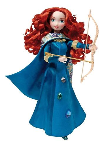 Imagen 1 de 4 de Disney / Pixar Brave Gem Styling Merida Muñeca
