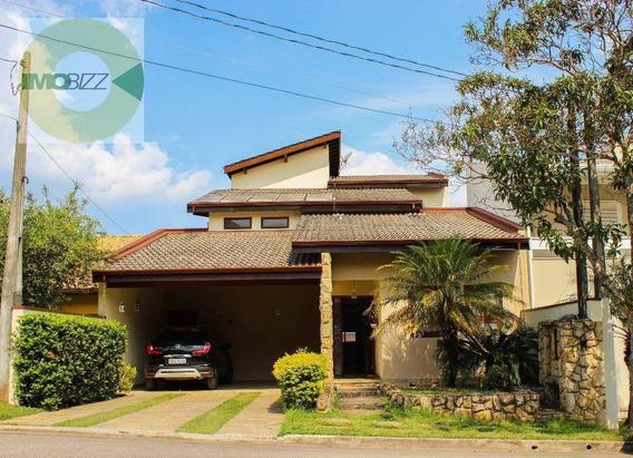 Casa Com 3 Dormitórios À Venda, 211 M² Por R$ 797.000 - Condomínio São Joaquim - Valinhos/sp - Ca2020