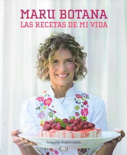 Maru Botana - Recetas De Mi Vida + Regalo + Envio Gratis