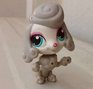 Littlest Pet Shop Perro Poddle Pia Pudley 3975 Usado 9kw8