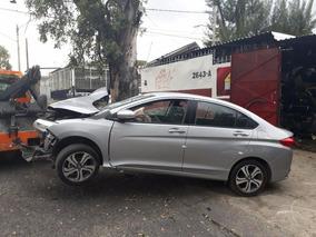 Honda City 2017 Refacciones Solo En Partes.
