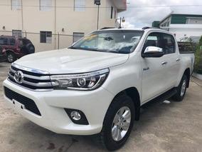 Toyota Hilux Srv Blanca 2018