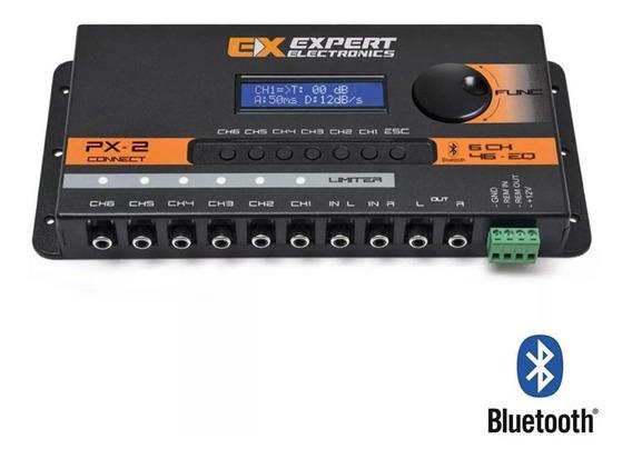 Processador De Audio Equalizador Expert Px2 Connect Bt