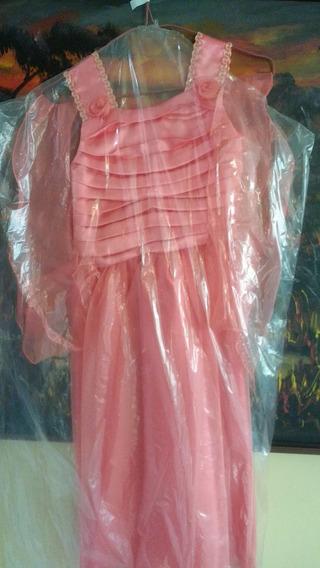 Vestido De Fiestas Talla 10
