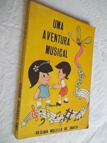 Livro - Uma Aventura Musical - Infanto-juvenil
