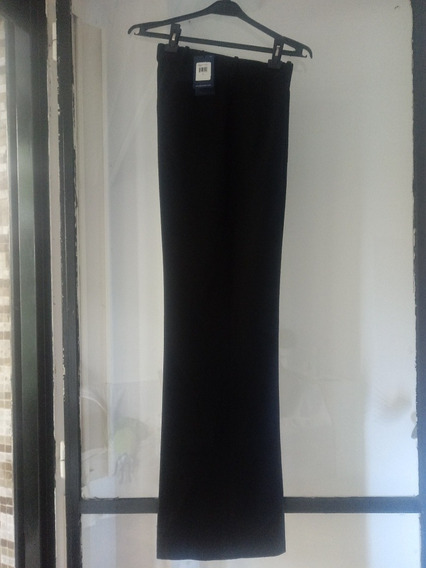 Ralph Lauren Pantalon De Lana De Vestir De Mujer Talle 6
