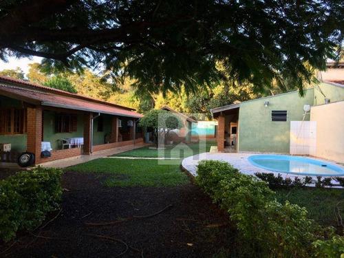 Imagem 1 de 15 de Chácara Com 3 Dormitórios À Venda, 1300 M² Por R$ 498.000,01 - Jardim Ouro Branco - Ribeirão Preto/sp - Ch0017