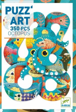 Octopus: Rompecabezas 350 Piezas