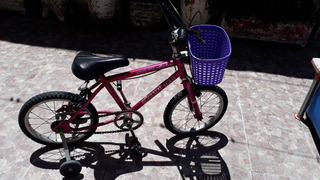 Bicicleta Rodado 12 -usada