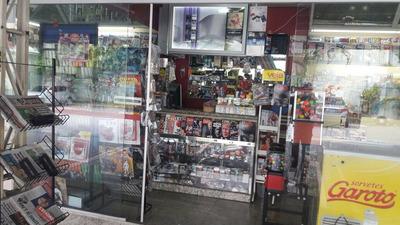 Banca De Jornal Em Excelente Ponto Supermercado (alvenaria)