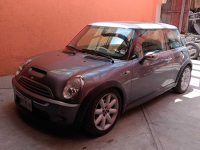 A Tratar No Cambio Mini Cooper 1.6 S Hot Chili Aa Piel Qc At