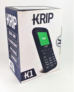 Teléfono Básico Dual Sim Krip K1