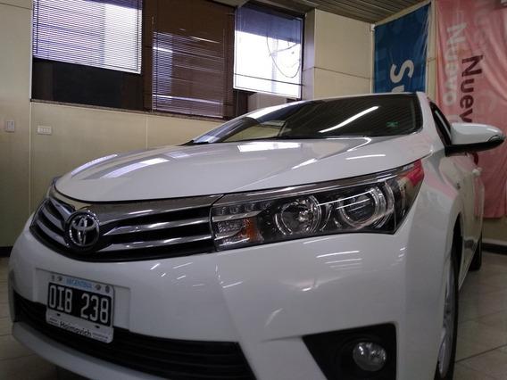 Toyota Corolla 1.8 Xei Mt 136cv 2014 Usado Haimovich Pná